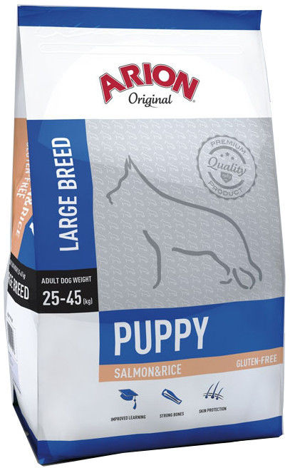 ARION Original Puppy Large Breed Salmon & Rice 3kg