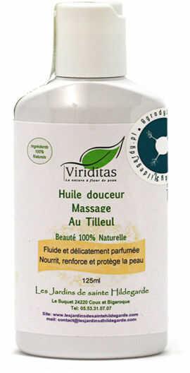 Olejek do masażu Viriditas125ml, - 822