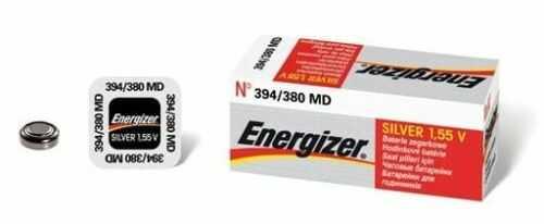 bateria srebrowa mini Energizer 394-380 / G9 / SR936W