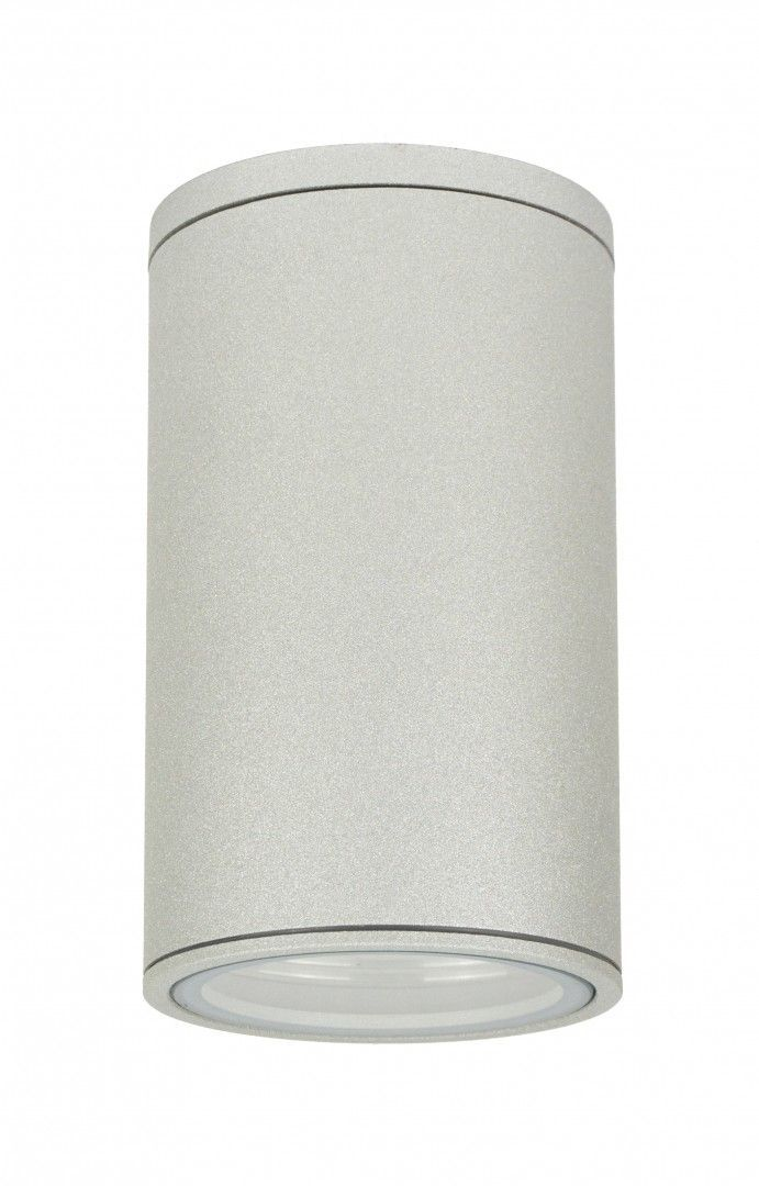 SU-MA Adela 7003 AL oprawa sufitowa tuba srebrna IP54