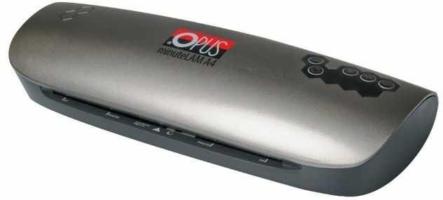 Laminator OPUS MinuteLAM A4 125 mic -  Rabaty  Porady  Hurt  Wyceny   sklep@solokolos.pl   tel.(34)366-72-72