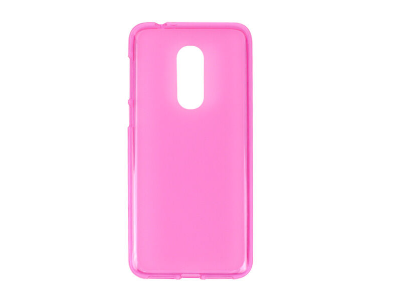Alcatel 3 - etui na telefon FLEXmat Case - różowy