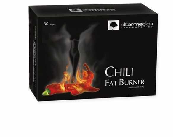 Chili Fat Burner 30kap