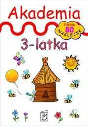 Akademia 3-latka - Ebook.