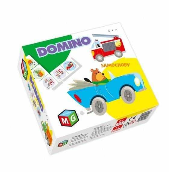 Domino Samochody - Multigra