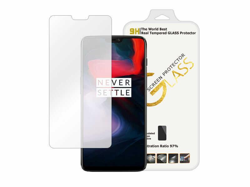 OnePlus 6 - szkło hartowane 9H