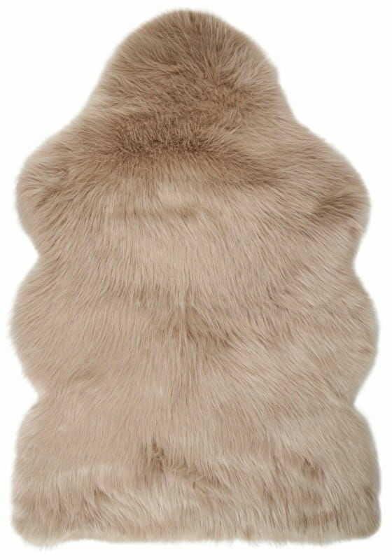 PRAIRIE WOLF Sheepskin Futro dekoracyjne
