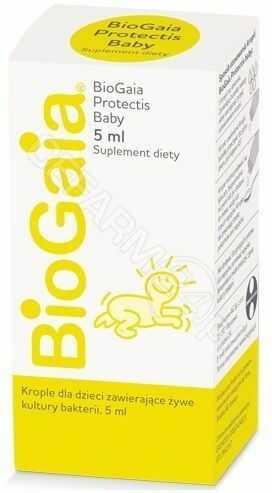 BioGaia protectis baby 5 ml