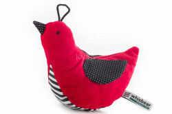 Whisbird - Szumiący Ptaszek - czerwony