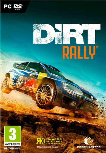 DiRT Rally (PC/MAC/LX) klucz Steam