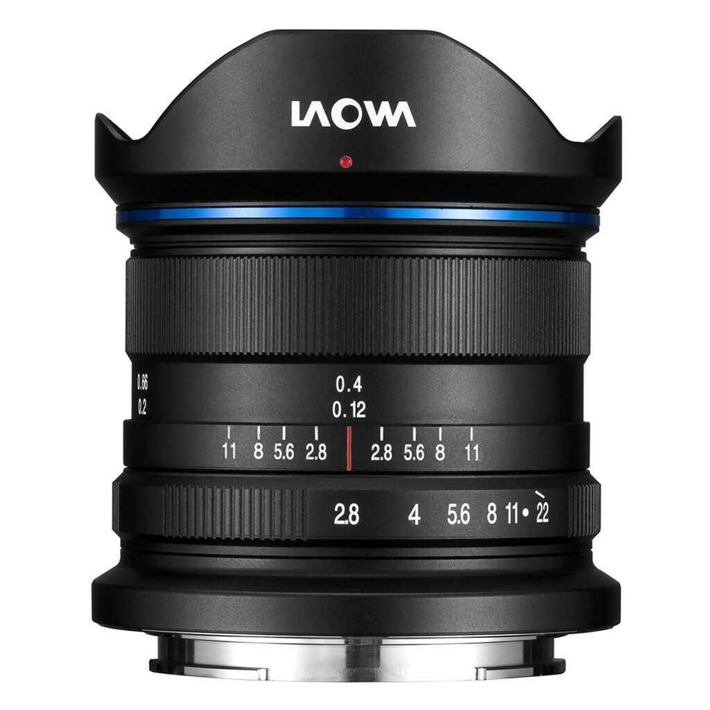 Obiektyw Venus Optics Laowa 9mm f/2,8 C&D-Dreamer Zero-D Canon M