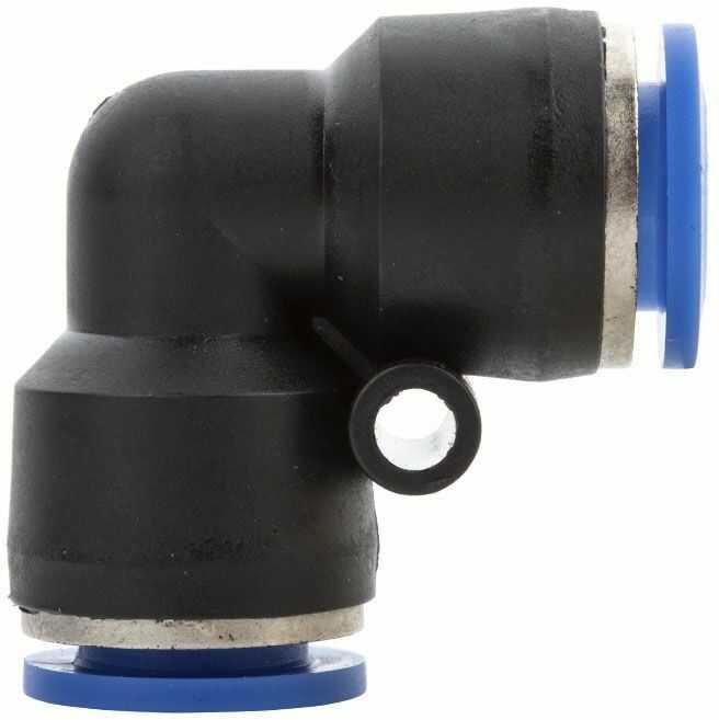 Złączka wtykowa kątowa 10mm - 10 mm
