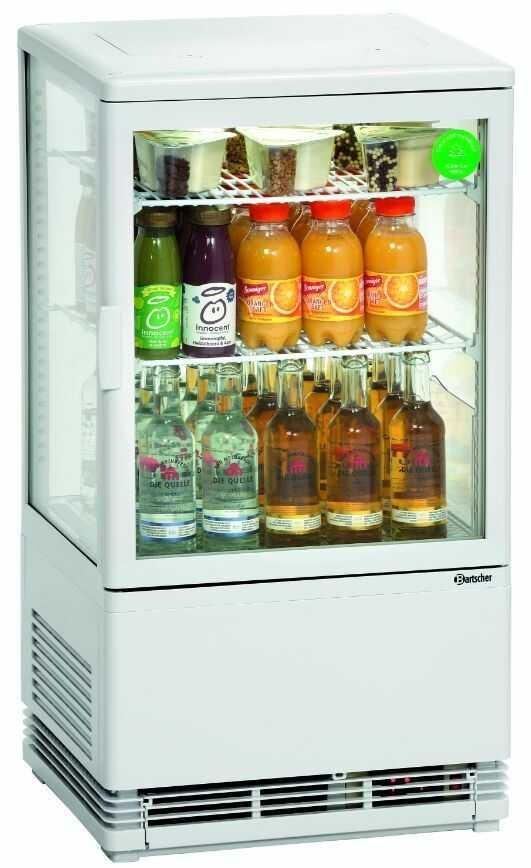 Bartscher Witryna chłodnicza Mini 58L - kod 700258G