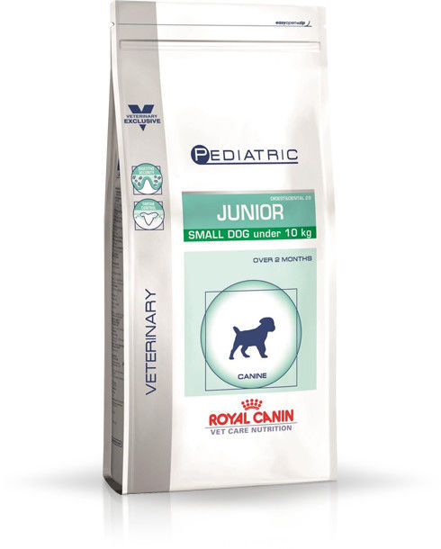 ROYAL CANIN Pediatric Junior Small Dog Digest and Dental 2kg