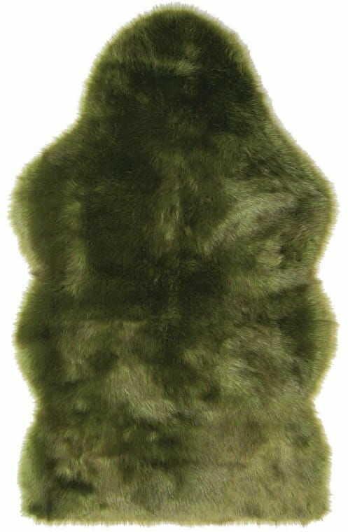 GREENWOLF Sheepskin Futro dekoracyjne