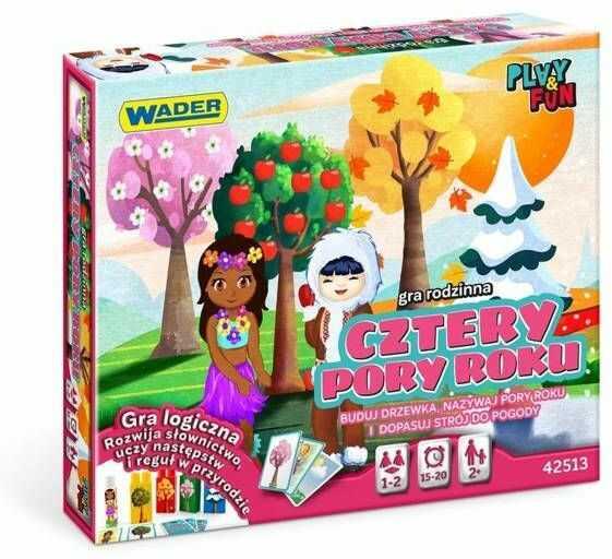 Play&Fun Cztery Pory Roku - WADER