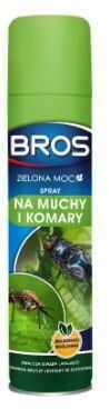Bros Zielona Moc Spray na muchy i komary 300ml