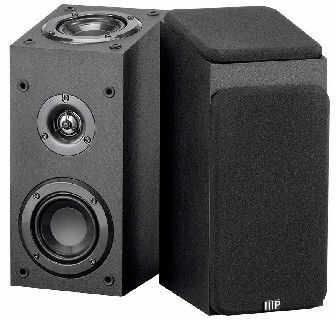 Monoprice Premium Immersive Satellite Speakers (Para) (33833) +9 sklepów - przyjdź przetestuj lub zamów online+