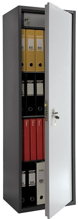 Sejf kluczowy na segregatory SL 150T KL