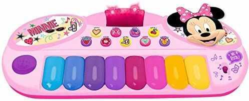 CLAUDIO REIG 5533 Keyboard Minnie, kolorowy
