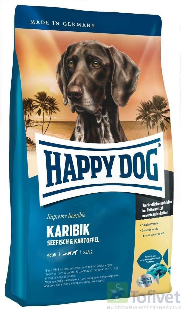 Happy Dog Supreme Karibik 1kg