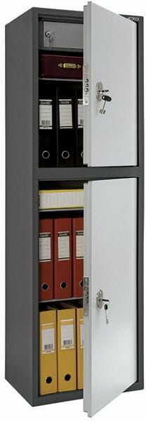 Sejf kluczowy na segregatory SL 150/2T KL
