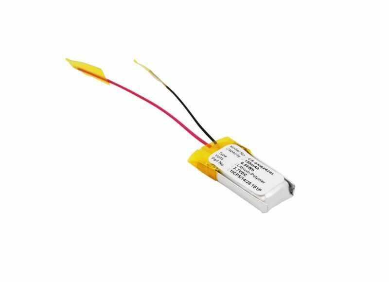 Sony NWZ-W262 / 1ICP5/14/26 1S1P 150mAh 0.56Wh Li-Polymer 3.7V (Cameron Sino)