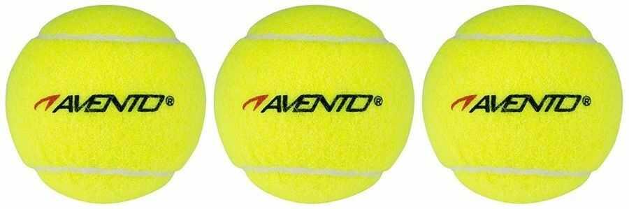 Piłki tenisowe do tenisa ziemnego Avento x3