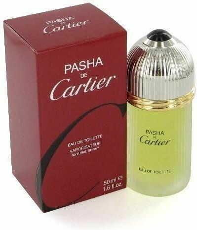 Cartier Pasha de Cartier Pasha de Cartier 50 ml woda toaletowa dla mężczyzn woda toaletowa + do każdego zamówienia upominek.