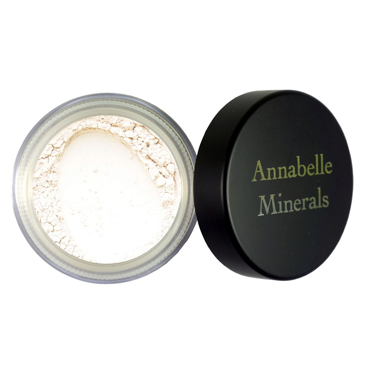 Podkład mineralny - rozświetlający Natural Cream - 10g - Annabelle Minerals