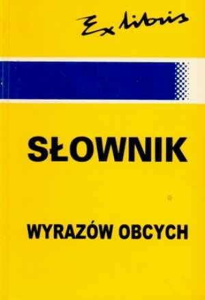 Słownik wyrazów obcych (duży)