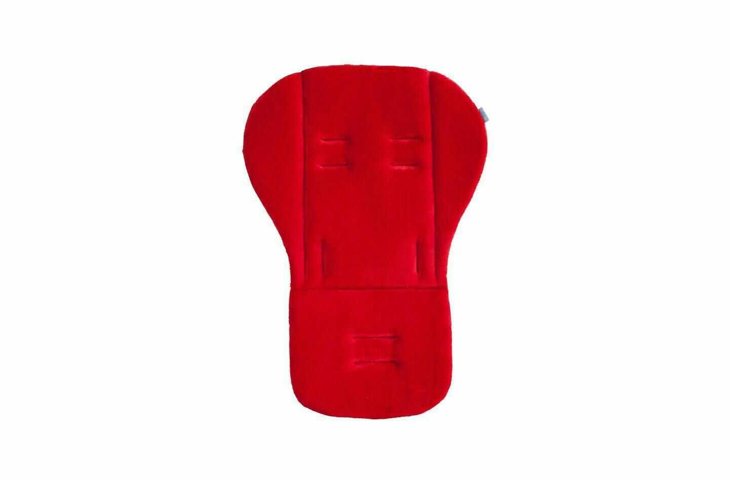 Nakładka redukująca nacisk Moris czerwona TDWPM-14 do wózka fotelika