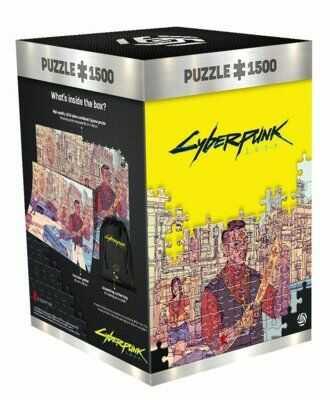 Puzzle GOOD LOOT Cyberpunk 2077: Valentinos 1500 elementów