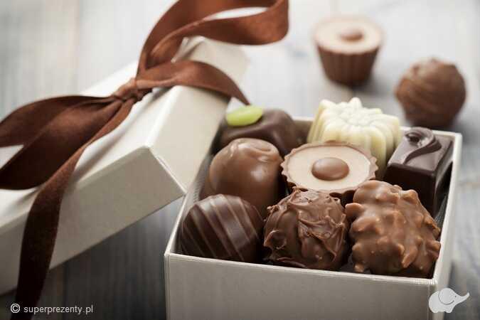 Warsztaty czekoladowo-pralinowe dla dwojga