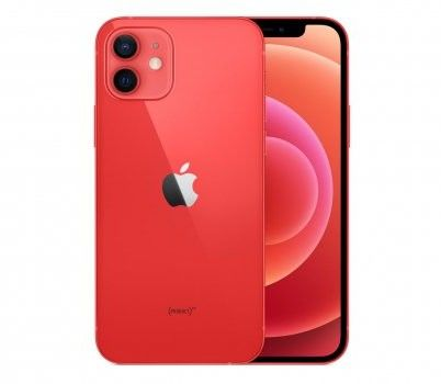 APPLE iPhone 12 128GB (PRODUCT) RED MGJD3PM/A
