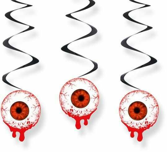 Świderki Krwawe Oczy 60cm 3 sztuki SWID22