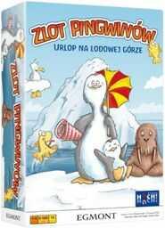 Zlot Pingwinów Urlop na Lodowej Górze ZAKŁADKA DO KSIĄŻEK GRATIS DO KAŻDEGO ZAMÓWIENIA
