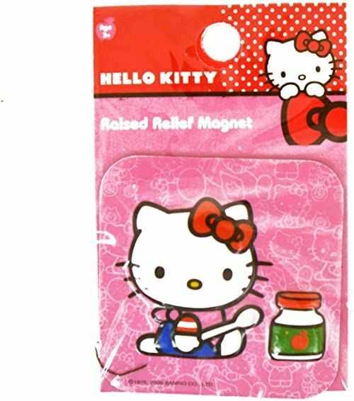 WDK Partner  a1001582  kreatywny  magnes Hello Kitty  model losowy
