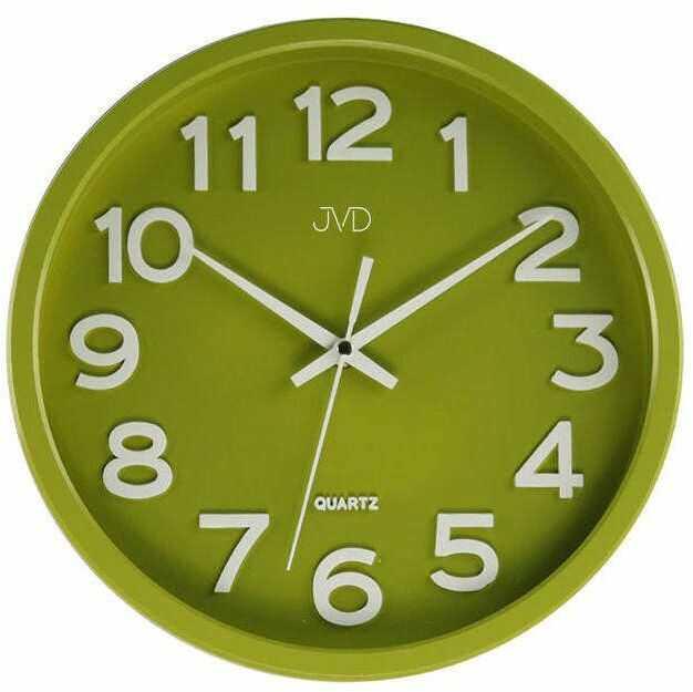 Zegar ścienny JVD HX2413.4 Cichy mechanizm