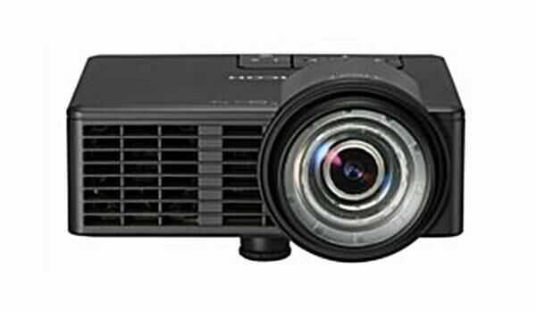 Projektor RICOH PJ WXC1110+ UCHWYTorazKABEL HDMI GRATIS !!! MOŻLIWOŚĆ NEGOCJACJI  Odbiór Salon WA-WA lub Kurier 24H. Zadzwoń i Zamów: 888-111-321 !!!