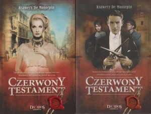 Czerwony testament TOM 1 i 2 Ksawery De Montepin