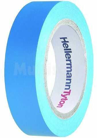 Taśma elektroizolacyjna 15mm L:10m D:0,15mm 200% max.90 C