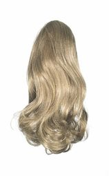 Love Hair Extensions Sztuczne włosy koński ogon Percilla ze ściągaczem 40 cm 10 Medium Ash Brown