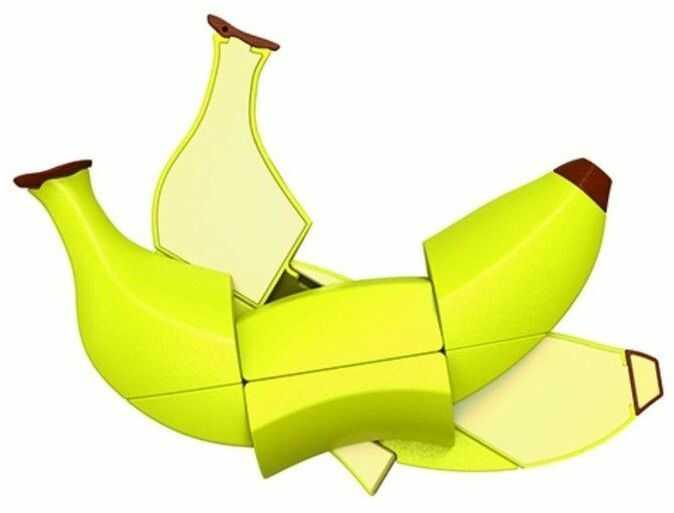 Łamigłówka Banan STnux