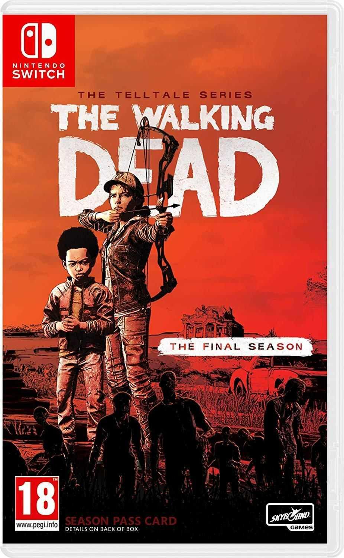 Gra The Walking Dead - Telltale Series: The Final Season (Nintendo Switch)