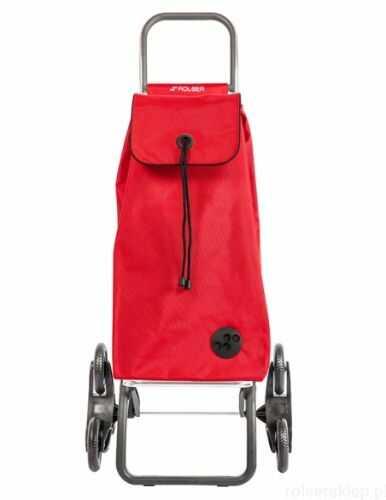 Wózek na zakupy Rolser Logic RD6 MF Rojo SKŁADANY