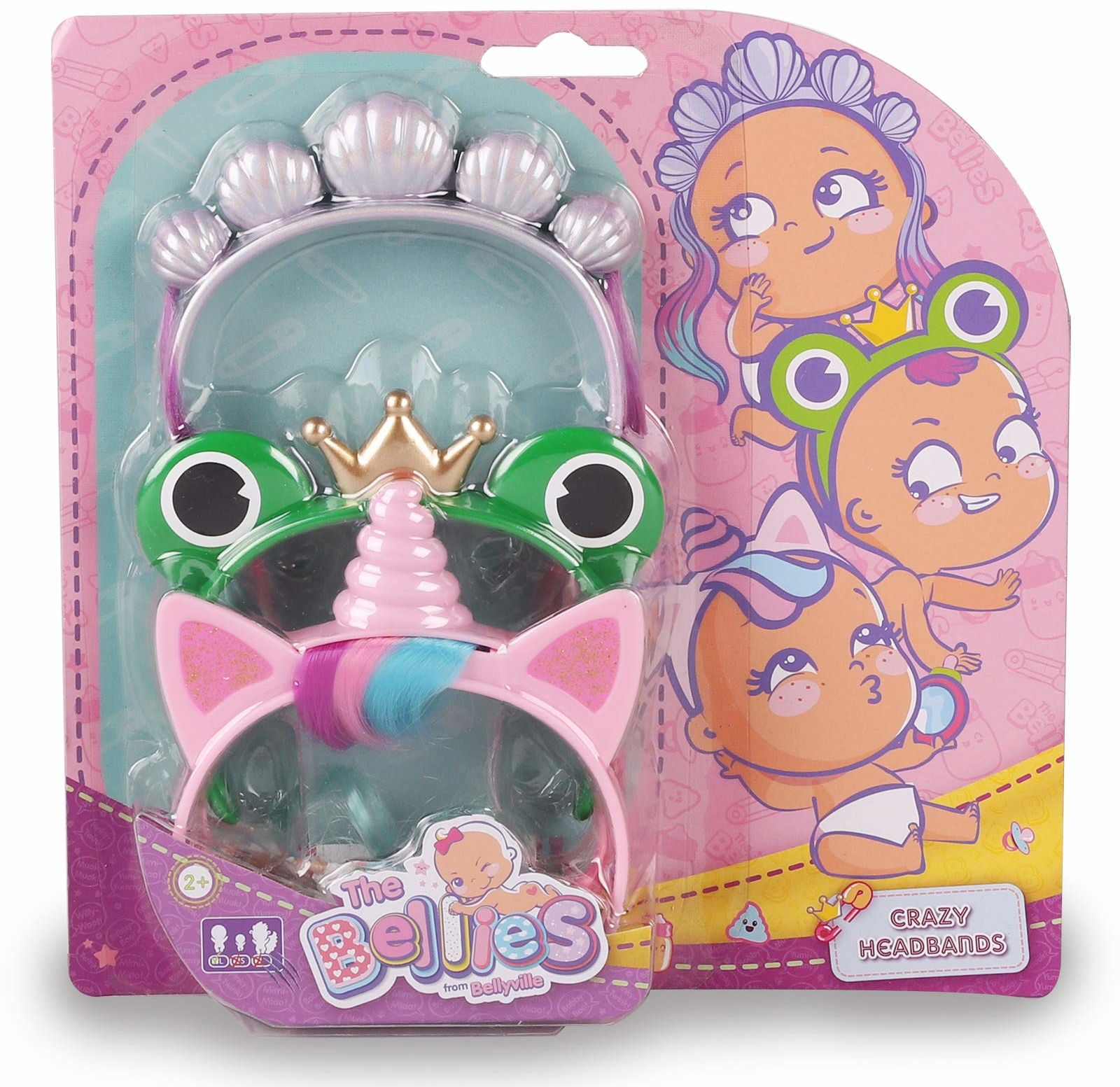The Bellies from Bellyville 700016269 Baby doll Accessory