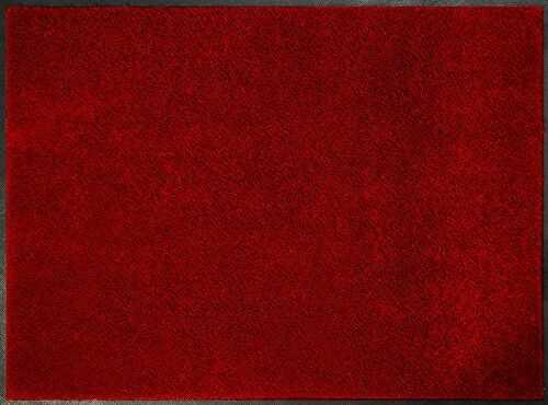 ID mat t c608004 confor dywan wycieraczka włókno nylon/guma nitrylowa czerwona 80 x 60 x 0,7 cm