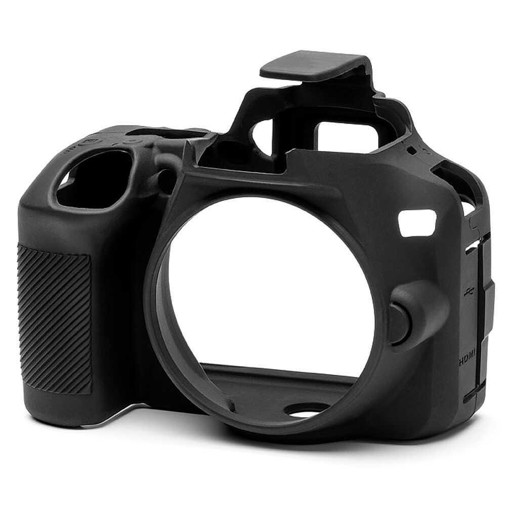 Osłona silikonowa easyCover do aparatów Nikon D3500 czarna