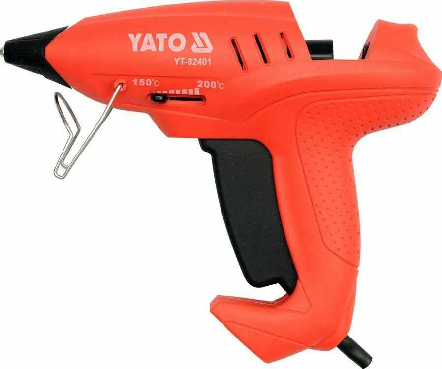 Pistolet do kleju 35/400w Yato YT-82401 - ZYSKAJ RABAT 30 ZŁ